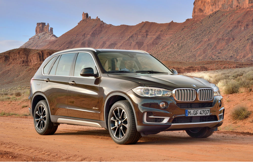 BMW X5 a ajuns la a treia generaţie - imagini şi informaţii oficiale - Poza 13