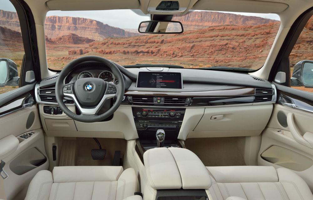 BMW X5 a ajuns la a treia generaţie - imagini şi informaţii oficiale - Poza 20