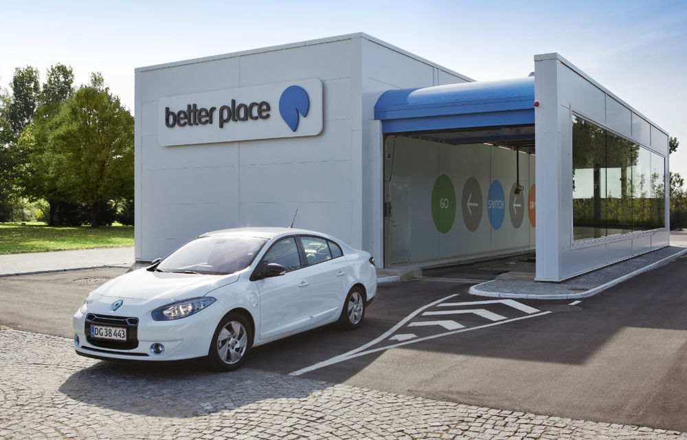 Lovitură pentru maşinile electrice: Better Place, realizatorul unui lanţ de staţii de încărcare, a cerut lichidarea în instanţă - Poza 1