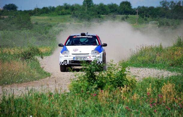 Salvatore Arcarese, singurul reprezentant al României în Clio Cup, a testat un Clio RS la Ciolpani - Poza 13