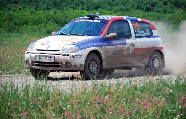 Salvatore Arcarese, singurul reprezentant al României în Clio Cup, a testat un Clio RS la Ciolpani - Poza 9