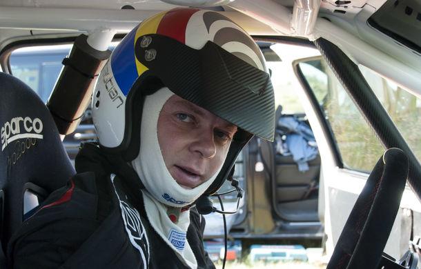 Salvatore Arcarese, singurul reprezentant al României în Clio Cup, a testat un Clio RS la Ciolpani - Poza 19