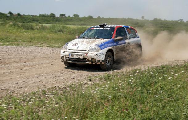 Salvatore Arcarese, singurul reprezentant al României în Clio Cup, a testat un Clio RS la Ciolpani - Poza 5