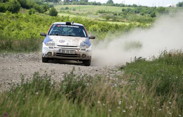 Salvatore Arcarese, singurul reprezentant al României în Clio Cup, a testat un Clio RS la Ciolpani - Poza 8
