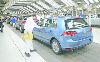 102.000 angajaţi germani ai VW Group vor primi creşteri salariale de 5.7%