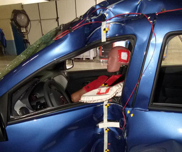 EuroNCAP: 4 stele pentru noul Dacia Sandero - Poza 4