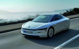 Volkswagen XL1 va fi disponibil doar în regim de leasing
