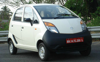 Tata Motors va anunţa o scădere a profitului pe fondul vânzărilor slabe ale lui Nano