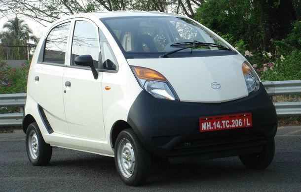 Tata Motors va anunţa o scădere a profitului pe fondul vânzărilor slabe ale lui Nano - Poza 1
