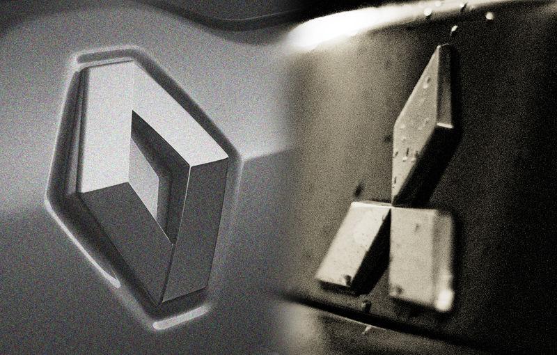 Presa franceză: Renault şi Mitsubishi ar putea intra în parteneriat - Poza 1
