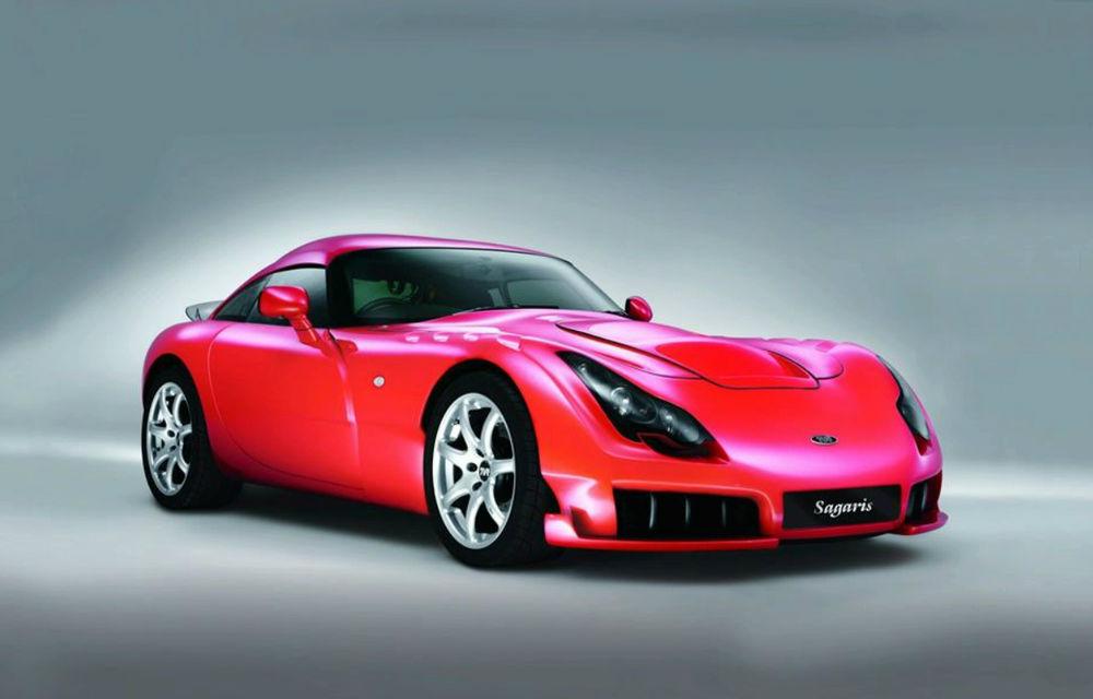 """Noul proprietar al mărcii TVR: """"Vom oferi performanţe la nivel de Ferrari şi la jumătate din preţ"""" - Poza 1"""