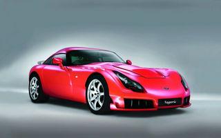 """Noul proprietar al mărcii TVR: """"Vom oferi performanţe la nivel de Ferrari şi la jumătate din preţ"""""""