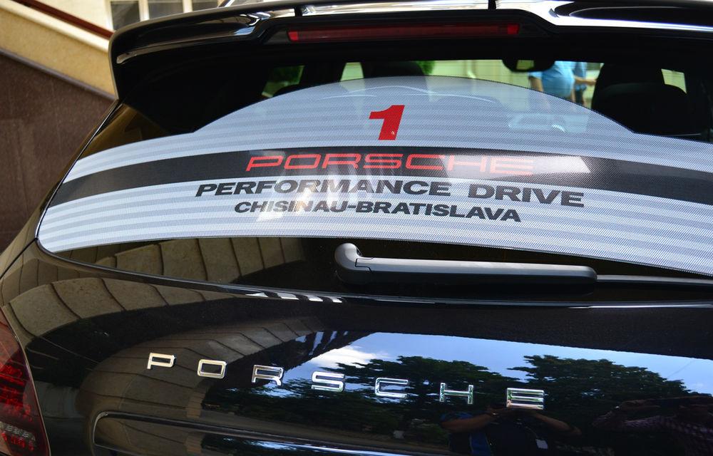 Porsche Performance Drive 2013: urmează 1.500 km în Europa de Est cu Porsche Cayenne S Diesel - Poza 6