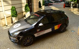 Porsche Performance Drive 2013: urmează 1.500 km în Europa de Est cu Porsche Cayenne S Diesel
