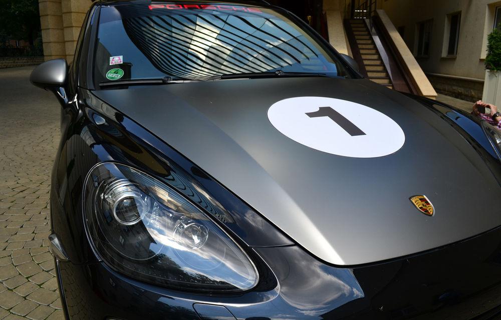 Porsche Performance Drive 2013: urmează 1.500 km în Europa de Est cu Porsche Cayenne S Diesel - Poza 5