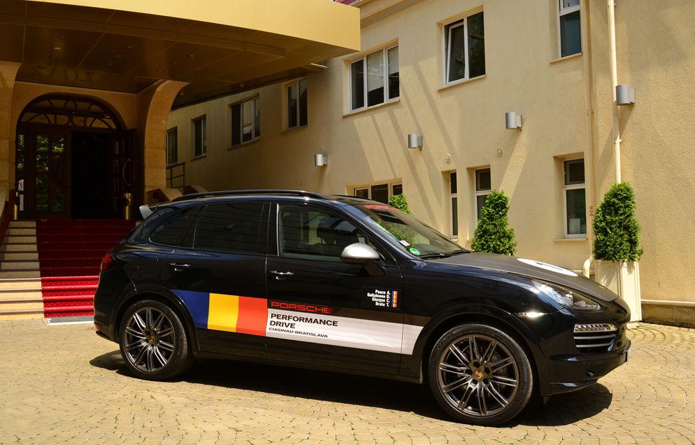 Porsche Performance Drive 2013: urmează 1.500 km în Europa de Est cu Porsche Cayenne S Diesel - Poza 3