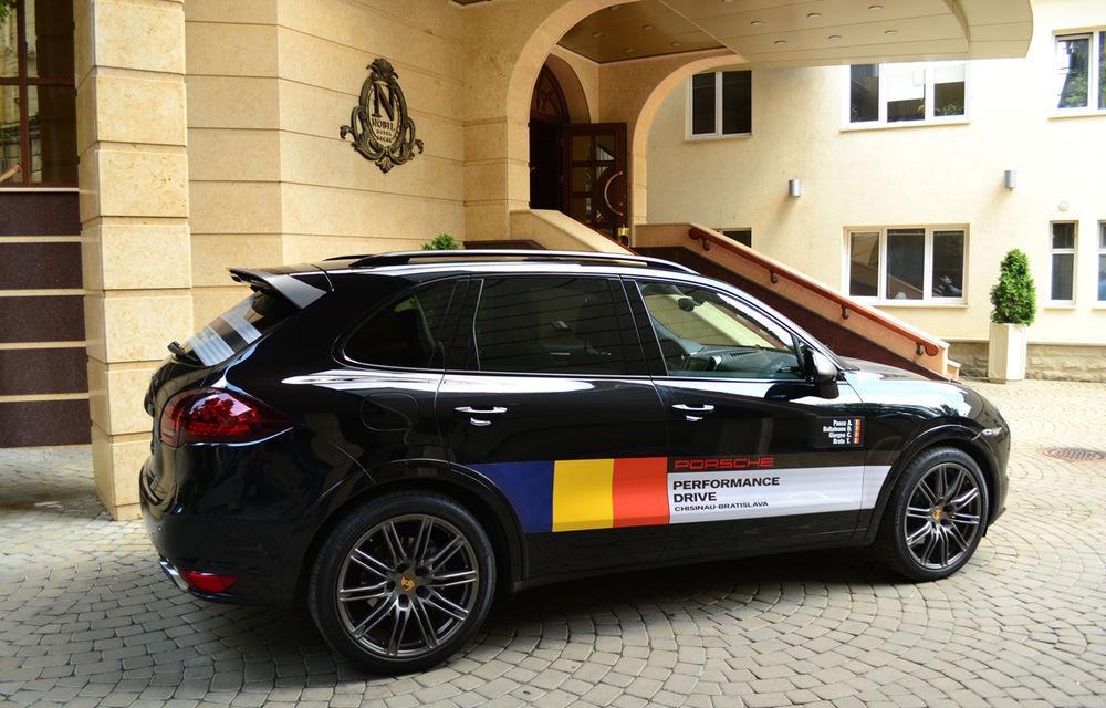 Porsche Performance Drive 2013: urmează 1.500 km în Europa de Est cu Porsche Cayenne S Diesel - Poza 7