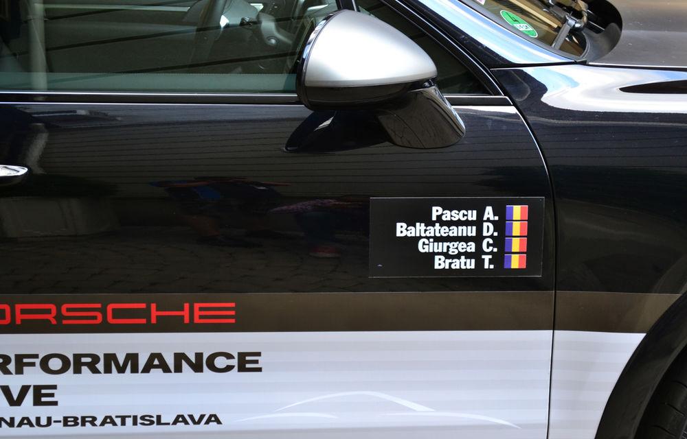 Porsche Performance Drive 2013: urmează 1.500 km în Europa de Est cu Porsche Cayenne S Diesel - Poza 8