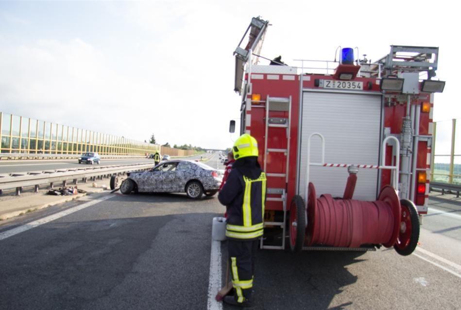 Un prototip al viitorului BMW Seria 2, distrus într-un accident în timpul testelor - Poza 9