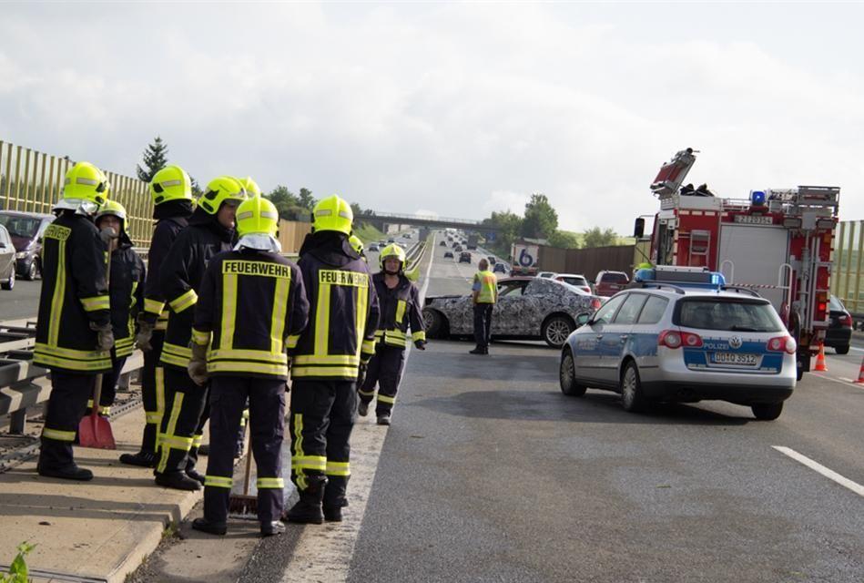 Un prototip al viitorului BMW Seria 2, distrus într-un accident în timpul testelor - Poza 4