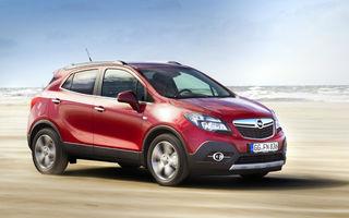 Opel ar putea muta producţia lui Mokka în Spania