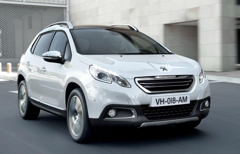 Peugeot va dubla producţia lui 2008 pentru a răspunde cererii - Poza 1