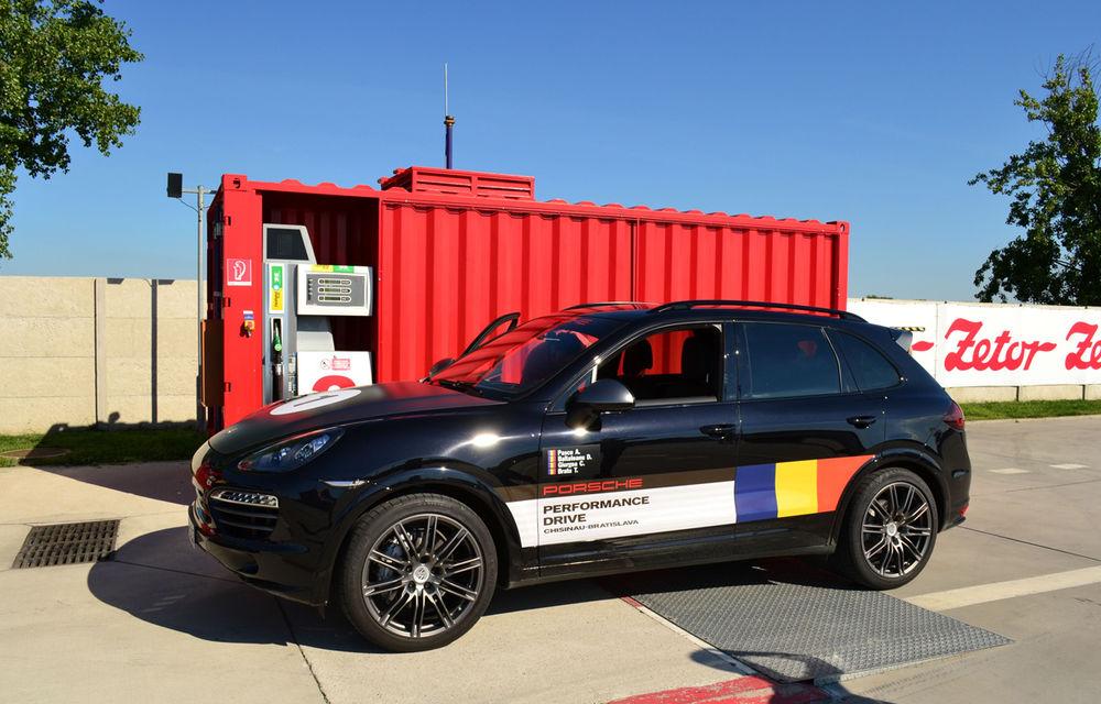 Porsche Performance Drive 2013: Punct final în aventura de 1.500 km prin Europa de Est - Poza 9