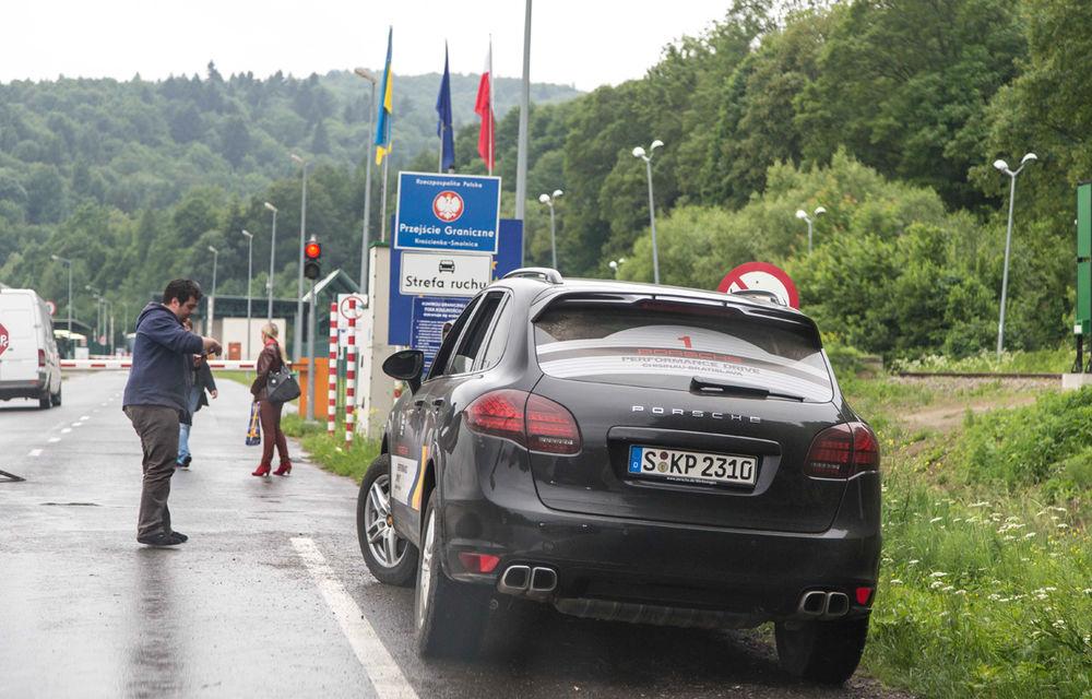 Porsche Performance Drive 2013: Punct final în aventura de 1.500 km prin Europa de Est - Poza 17