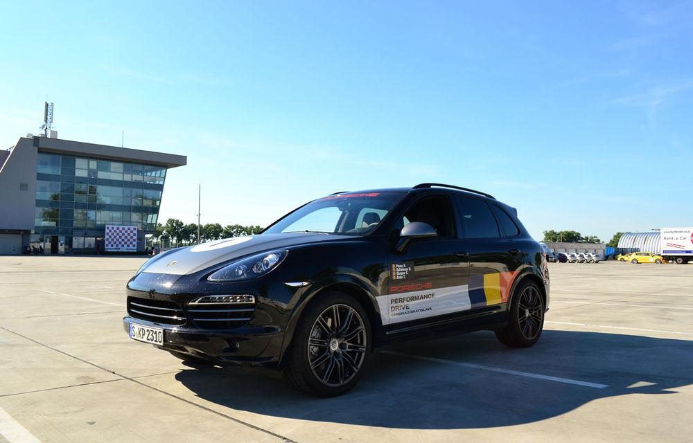 Porsche Performance Drive 2013: Punct final în aventura de 1.500 km prin Europa de Est - Poza 10