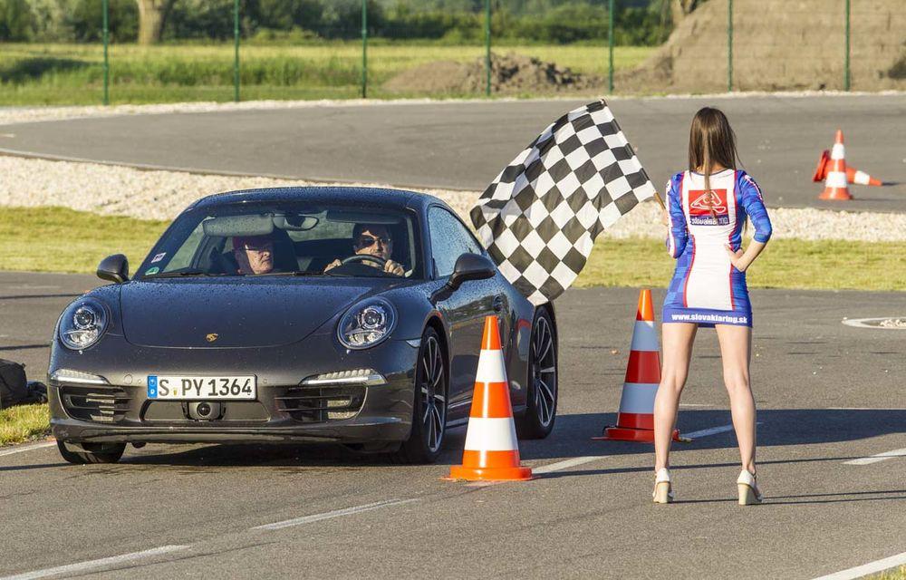 Porsche Performance Drive 2013: Punct final în aventura de 1.500 km prin Europa de Est - Poza 1
