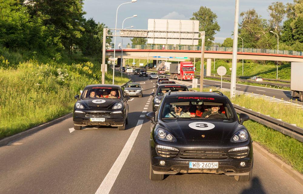 Porsche Performance Drive 2013: Punct final în aventura de 1.500 km prin Europa de Est - Poza 18