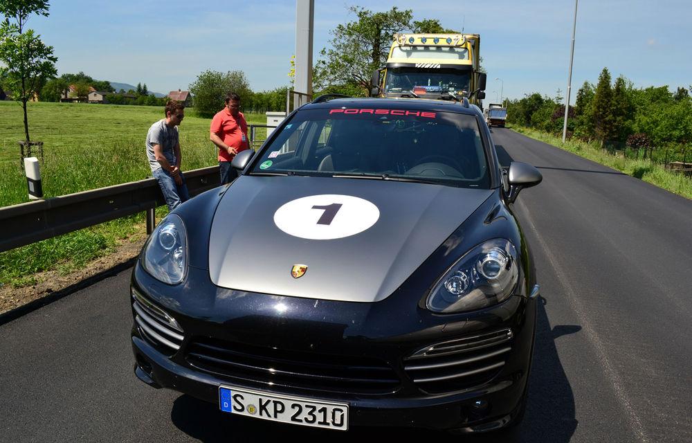 Porsche Performance Drive 2013: Punct final în aventura de 1.500 km prin Europa de Est - Poza 6