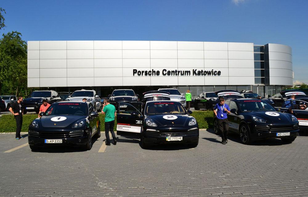 Porsche Performance Drive 2013: Punct final în aventura de 1.500 km prin Europa de Est - Poza 3