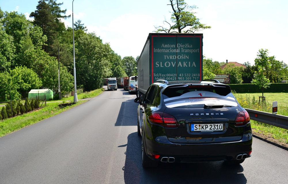 Porsche Performance Drive 2013: Punct final în aventura de 1.500 km prin Europa de Est - Poza 5