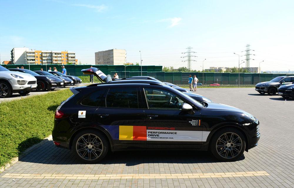 Porsche Performance Drive 2013: Punct final în aventura de 1.500 km prin Europa de Est - Poza 4
