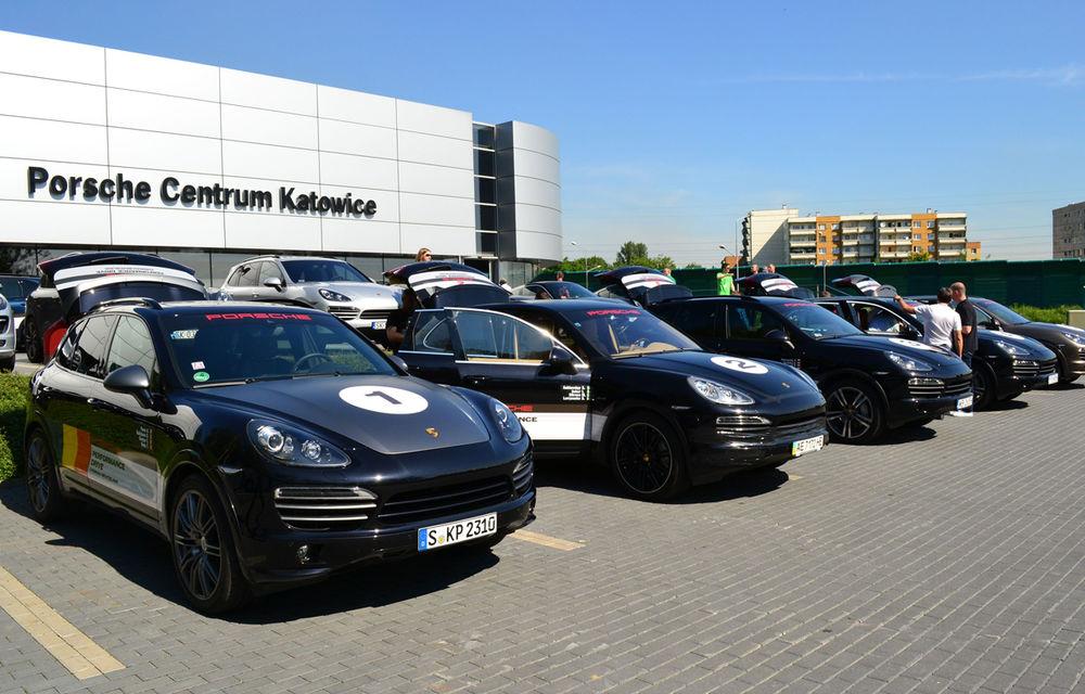 Porsche Performance Drive 2013: Punct final în aventura de 1.500 km prin Europa de Est - Poza 2