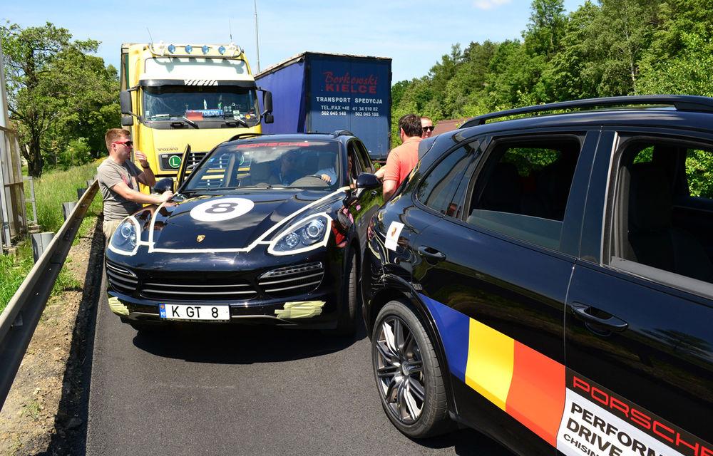 Porsche Performance Drive 2013: Punct final în aventura de 1.500 km prin Europa de Est - Poza 7