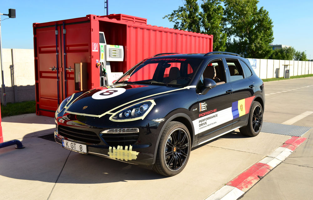 Porsche Performance Drive 2013: Punct final în aventura de 1.500 km prin Europa de Est - Poza 11