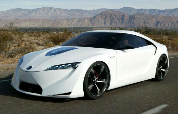 Şeful Toyota vrea ca parteneriatul cu BMW să renască legendarul Supra - Poza 1