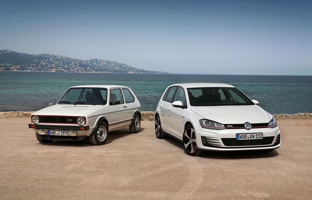 Volkswagen Golf a ajuns la borna 30.000.000 - Poza 1