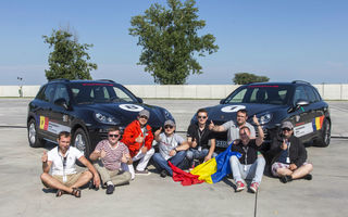 Aventuri în Europa de Est: 1500 de kilometri cu un Cayenne Diesel S în Porsche Performance Drive 2013