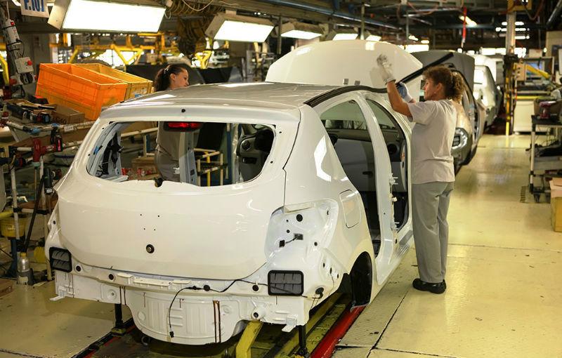 Previziuni: producţia auto din România o va depăşi pe cea din Italia în 2013 - Poza 1
