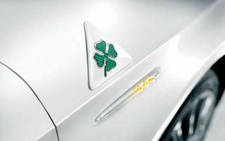 POVEŞTI AUTO: Trifoiul verde cu patru foi împlineşte 90 de ani pe maşinile Alfa Romeo