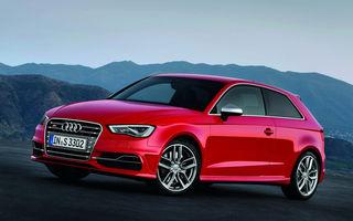 Preţuri Audi S3 în România: start de la 41.919 euro