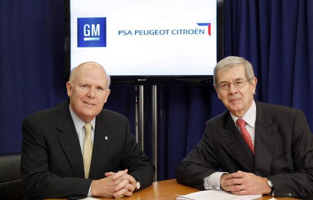 """Şeful General Motors: """"Nu intenţionăm să investim mai mult în PSA"""" - Poza 1"""