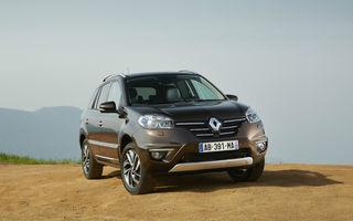 Renault Koleos, al doilea facelift pentru SUV-ul franţuzesc