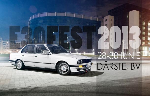 """În weekendul viitor începe E30 Fest 2013, întrunirea anuală a pasionaţilor """"Ursuleţului"""" - Poza 1"""