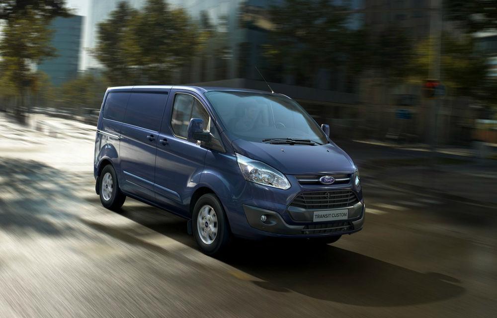 Ford Transit celebrează 7 milioane de unităţi produse - Poza 1