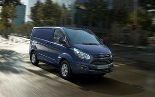 Ford Transit celebrează 7 milioane de unităţi produse