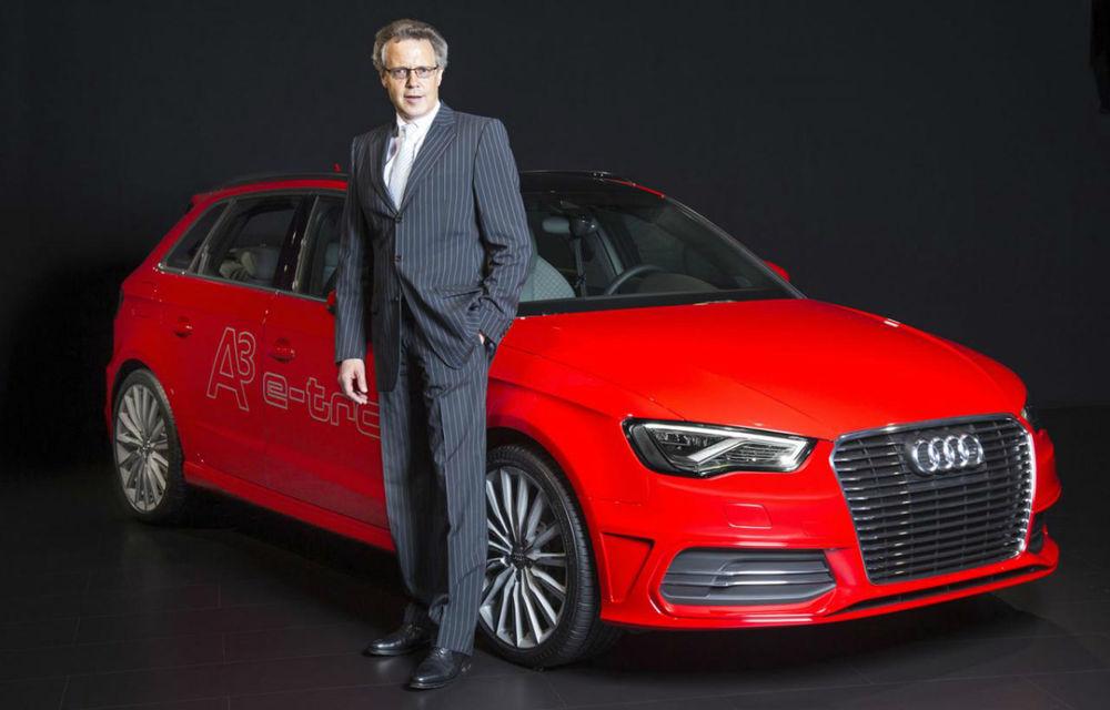 Wolfgang Durheimer, şeful departamentului de cercetare şi dezvoltare Audi, a părăsit compania - Poza 1